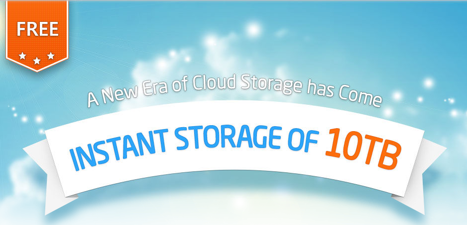 ... To Get 36 TB Free Cloud Storage From Qihoo 360 Yunpan (Cloud Drive