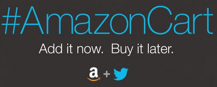 how to shop on amazon from within twitter and buy amazon products on twitter