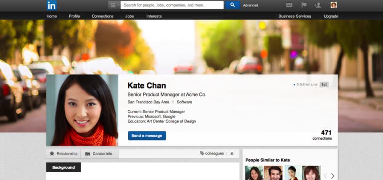 How To Get New LinkedIn Profile Look, Features Of New LinkedIn Profile Look