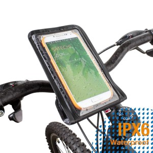 Top 10 Best iPhone 6 Accessories Satechi Pro RideMate Waterproof Bike Mount