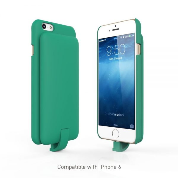 buy online 6f028 77a7b Top 5 Best Apple iPhone 6 Extended Battery Charger Cases