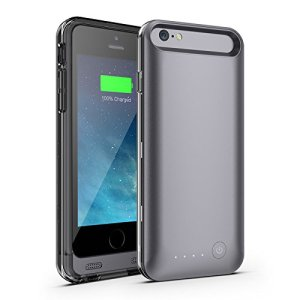Top 5 Best Apple iPhone 6 Plus External Battery Charger Cases 1