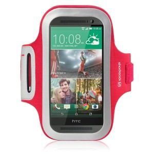 Top 9 Best HTC One M8 2014 Accessories Case Power Bank Bike Car Mount Holder Armband Screen Protector Charger Stylus 7