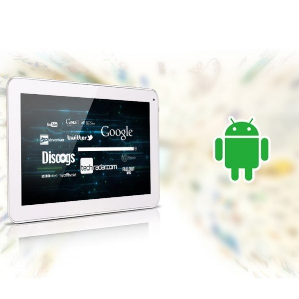 the first android tablet 100 tunisian