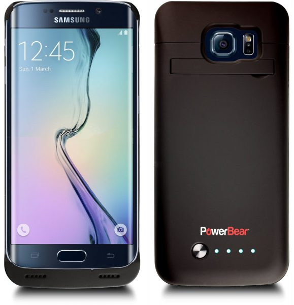 charger case samsung s6