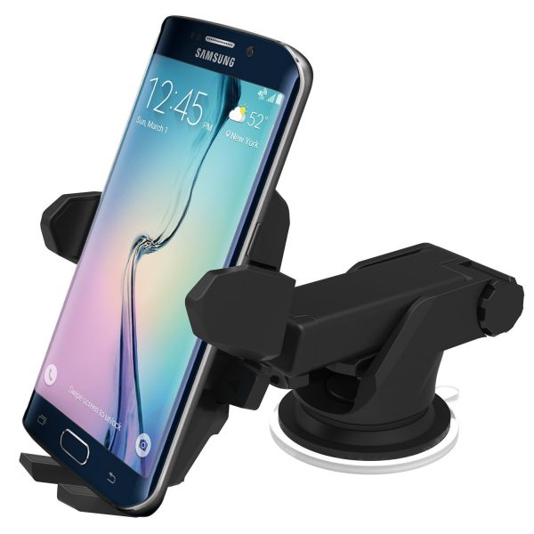 Magnetic qi wireless charging car mount 10
