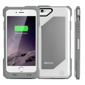 Best Apple iPhone 6S Extended Battery Charging Cases Power Bank Case 3
