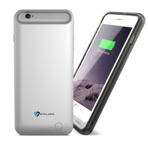 Best Apple iPhone 6S Plus Extended Battery Charging Case Power Bank Case 3