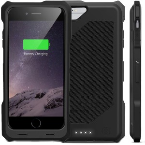 Best Apple iPhone 6S Plus Extended Battery Charging Case Power Bank Case