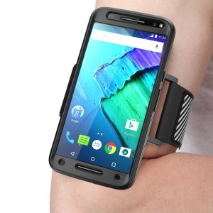 Best Moto X Pure Edition Accessories Car Mount Charger Armband Screen Protector SD Card Power Bank USB Cable Stylus 5