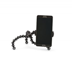 Best Samsung Galaxy S7 Edge Accessories Joby GripTight GorillaPod Stand