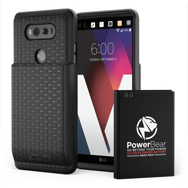 cheap for discount a6d1a 8a2c2 Top 5 Best LG V20 Extended Battery Cases